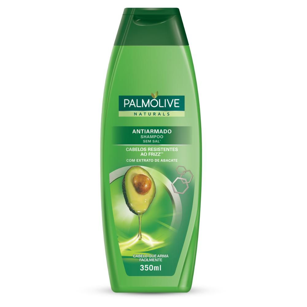 Shampoo Palmolive Naturals Anti Armado 350mL