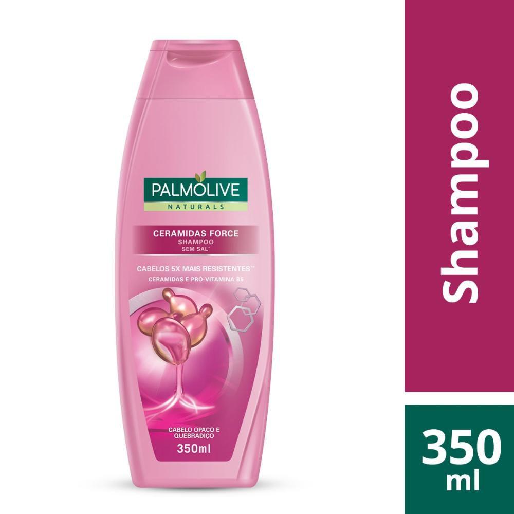 Shampoo Palmolive Naturals Ceramidas Force 350ml