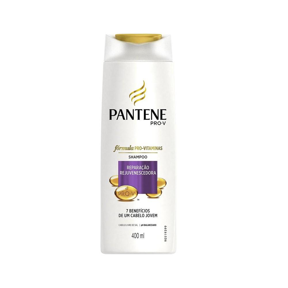 Shampoo Pantene Reparação Rejuvenescedora 400ml