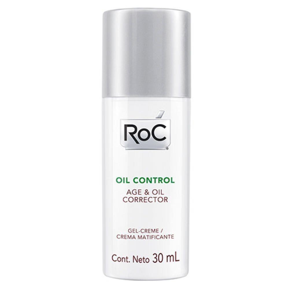 Tratamento Anti-idade Roc Oil Control Age e Oil Corrector 30ml