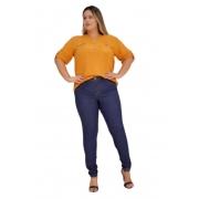 Calça Jeans Plus Size Basica