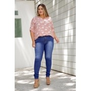 Calça Jeans Plus Size Mary
