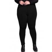 Calça Legging Plus Size Forrada Feminina
