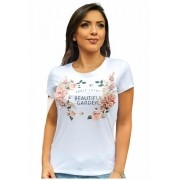 T-Shirt Floral Bela