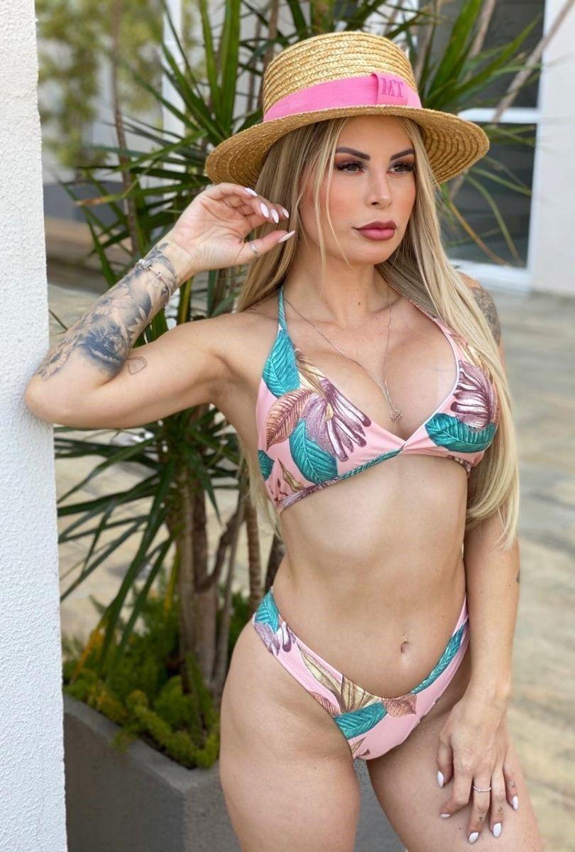Biquíni Feminino Asa Delta Com Bojo  - ModaStore