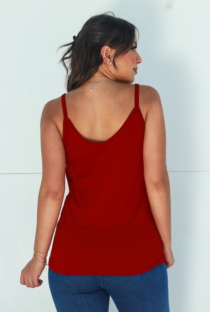 Blusa Alcinha Regata Feminina Básica Lisa  - ModaStore | Moda Feminina