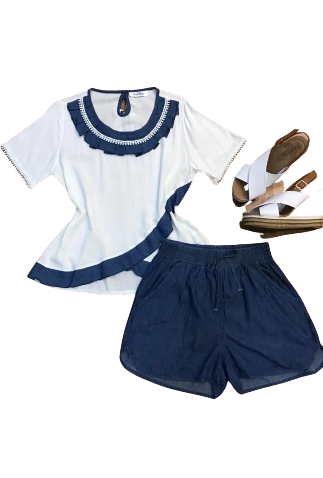 Blusa Charme  - ModaStore