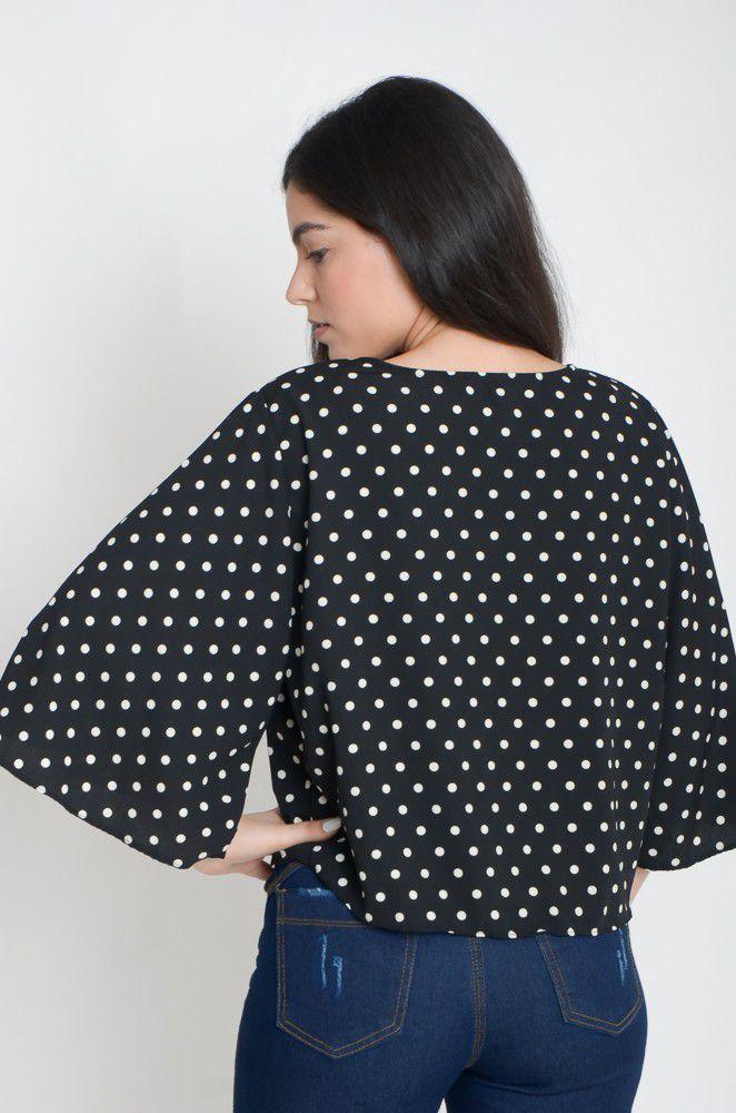 Blusa com Laço Tamy  - ModaStore