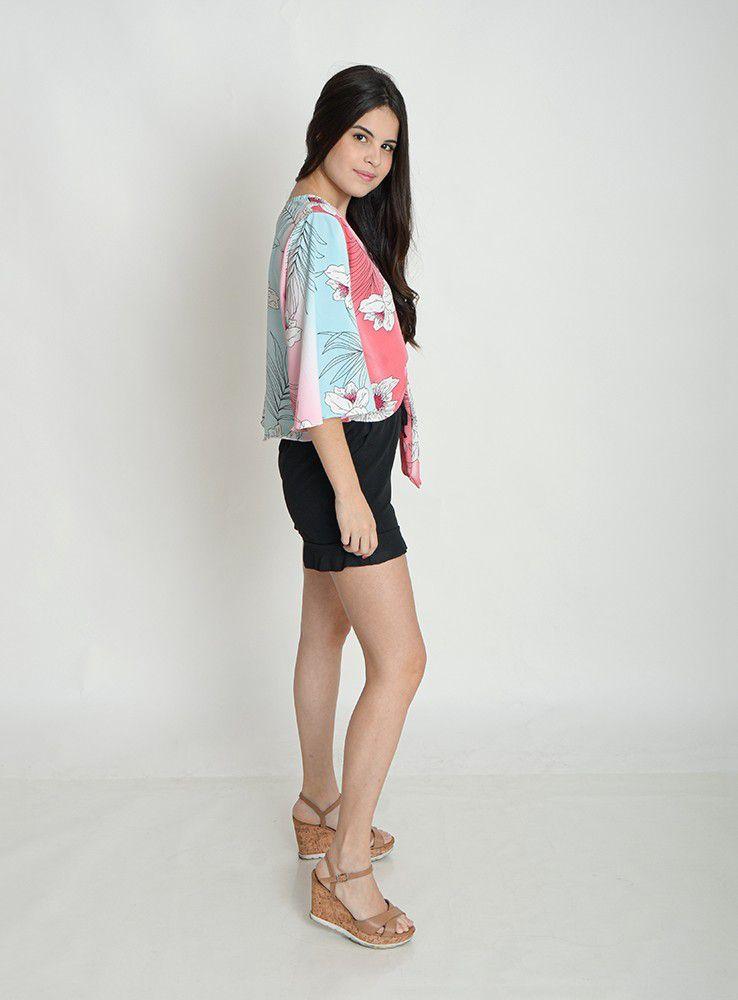 Blusa com Laço Tamy  - ModaStore | Moda Feminina