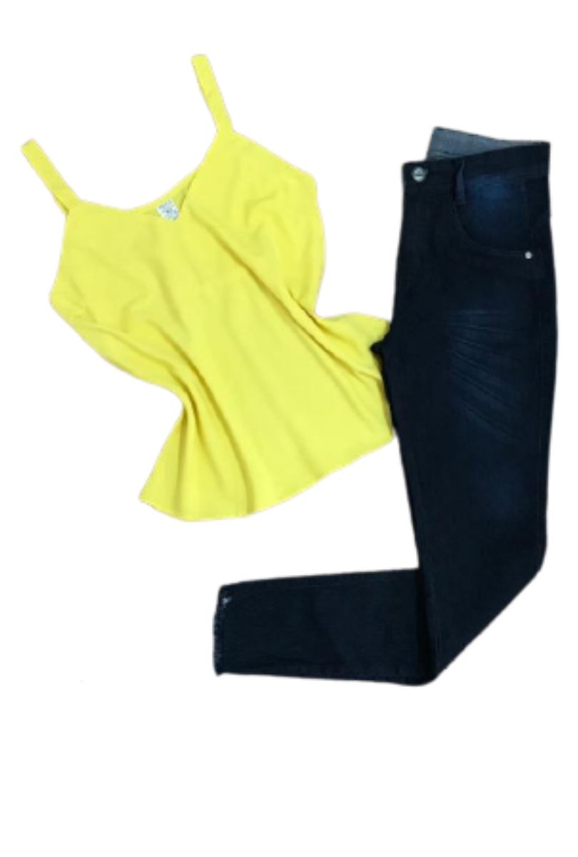 Blusa Feminina Alça Lisa  - ModaStore | Moda Feminina