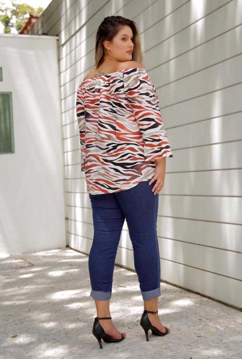 Blusa Feminina Ciganinha  - ModaStore | Moda Feminina