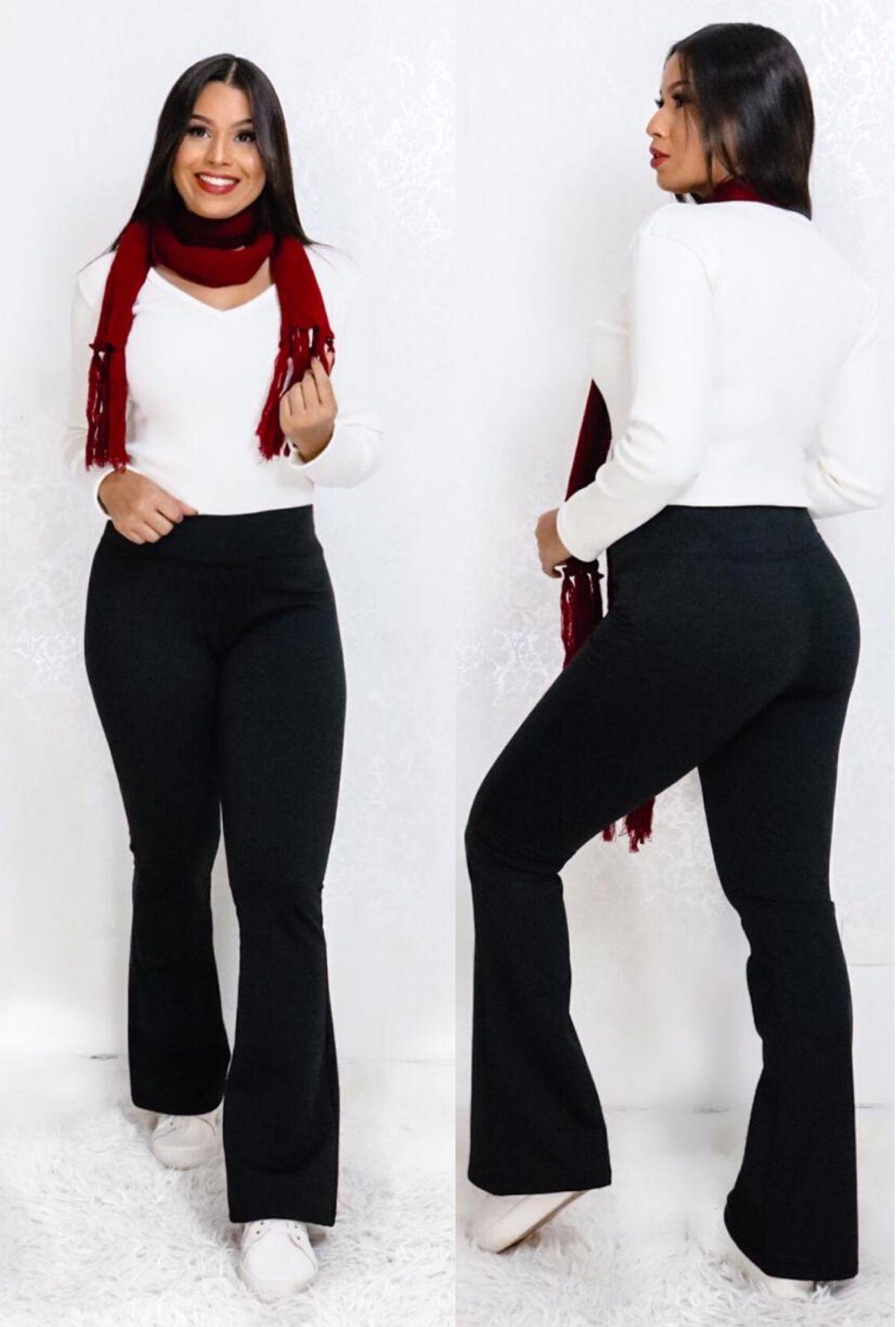 Blusa Segunda Pele Ribana Lisa  - ModaStore