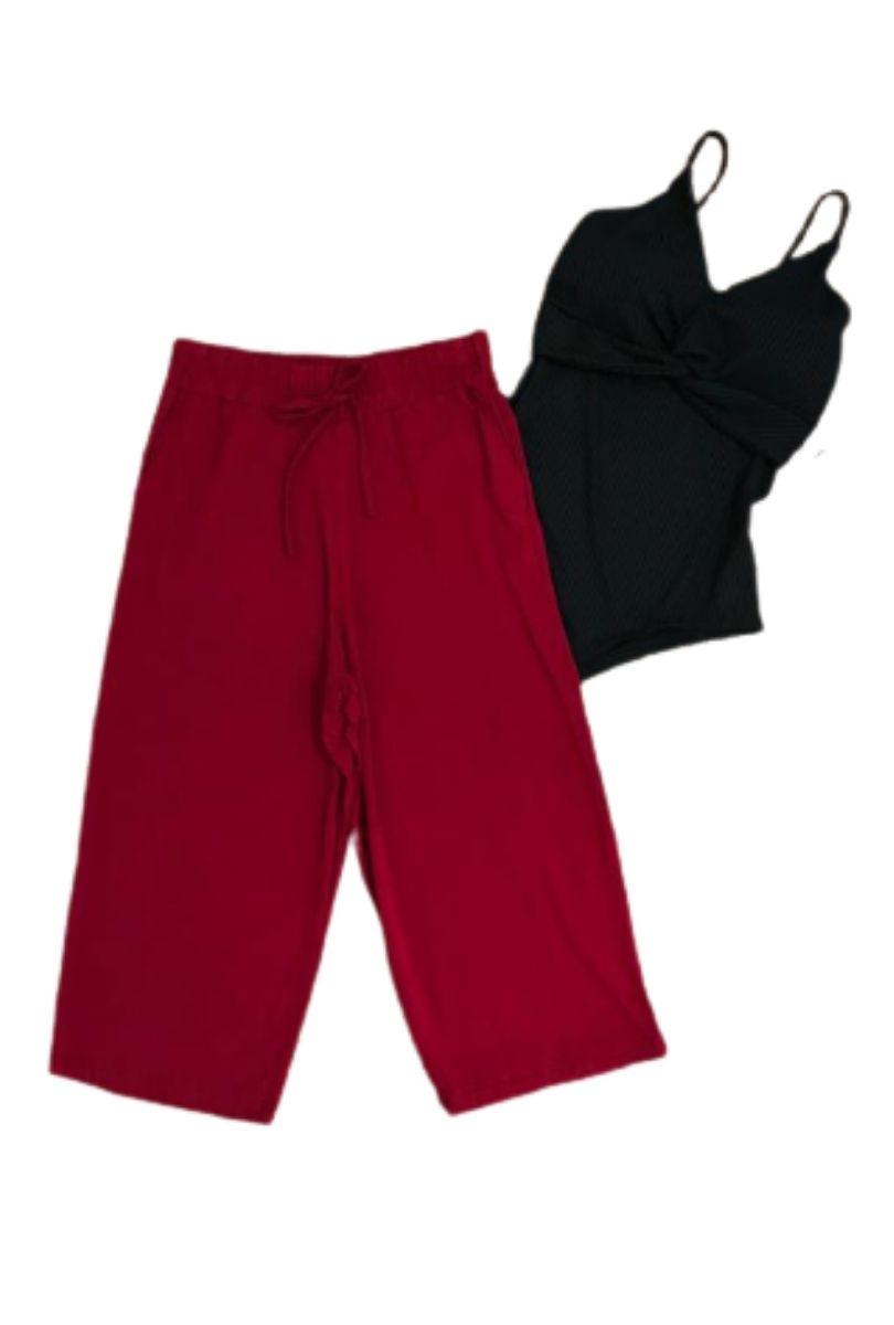 Body Bori Canelado Alcinha Feminino Nozinho  - ModaStore