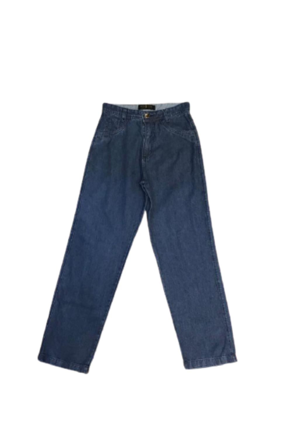 Calça Jeans Feminina Wide Leg  Cintura Alta Tendencia Blogueira  - ModaStore   Moda Feminina