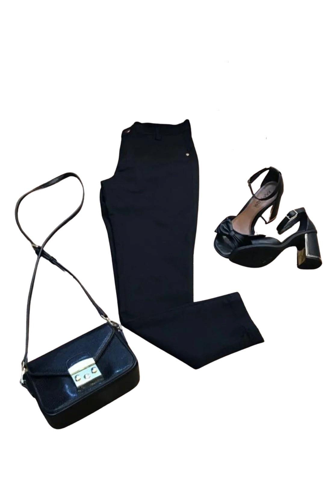 Calça Jeans Preta Feminina Moda Jeans 2021  - ModaStore | Moda Feminina