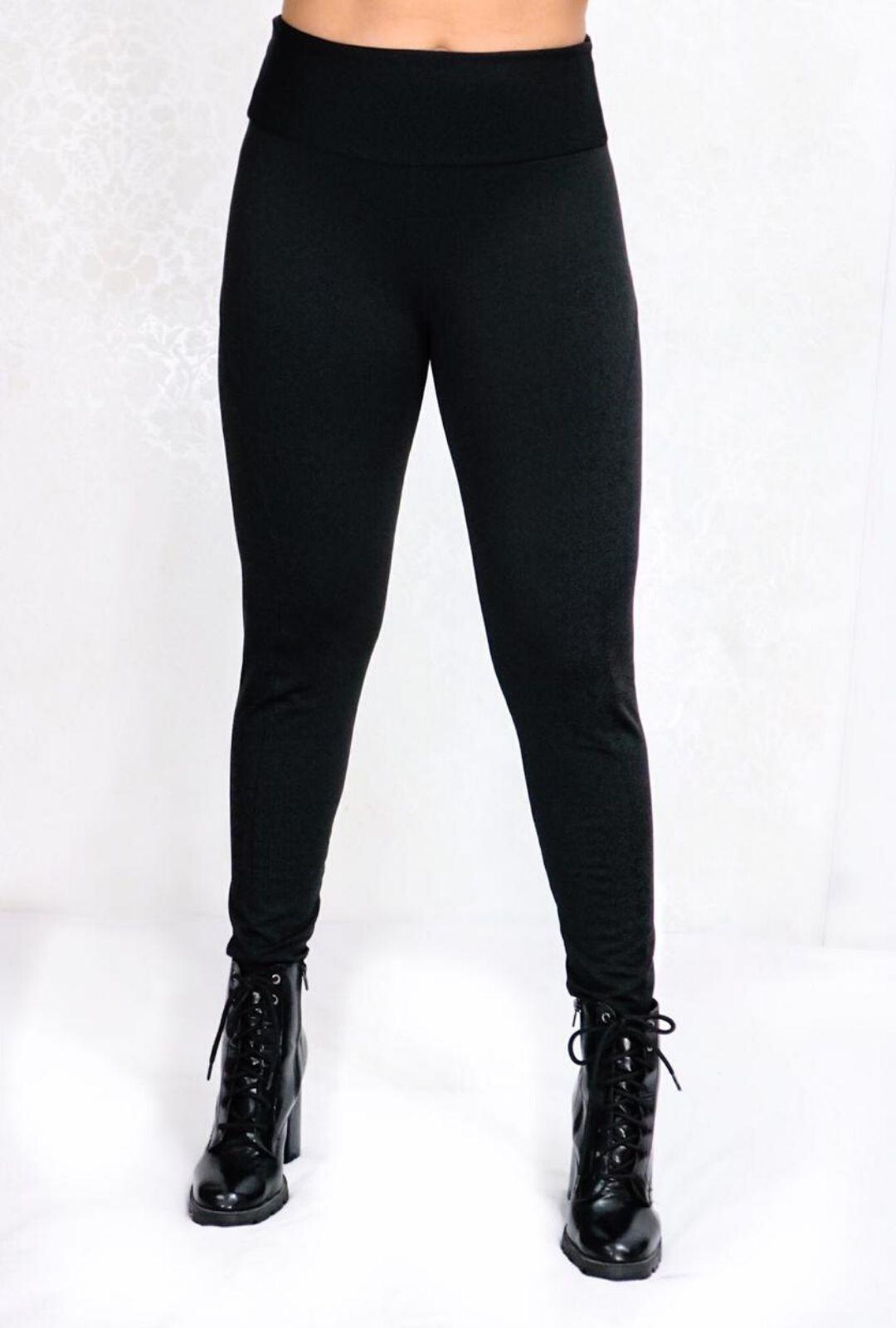 Calça Legging Montaria Forrada  - ModaStore
