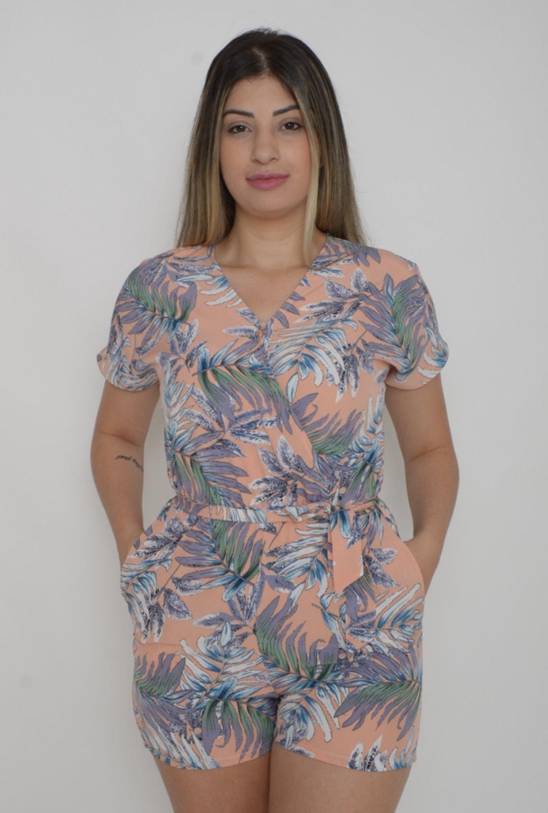 Macaquinho Maju  - ModaStore