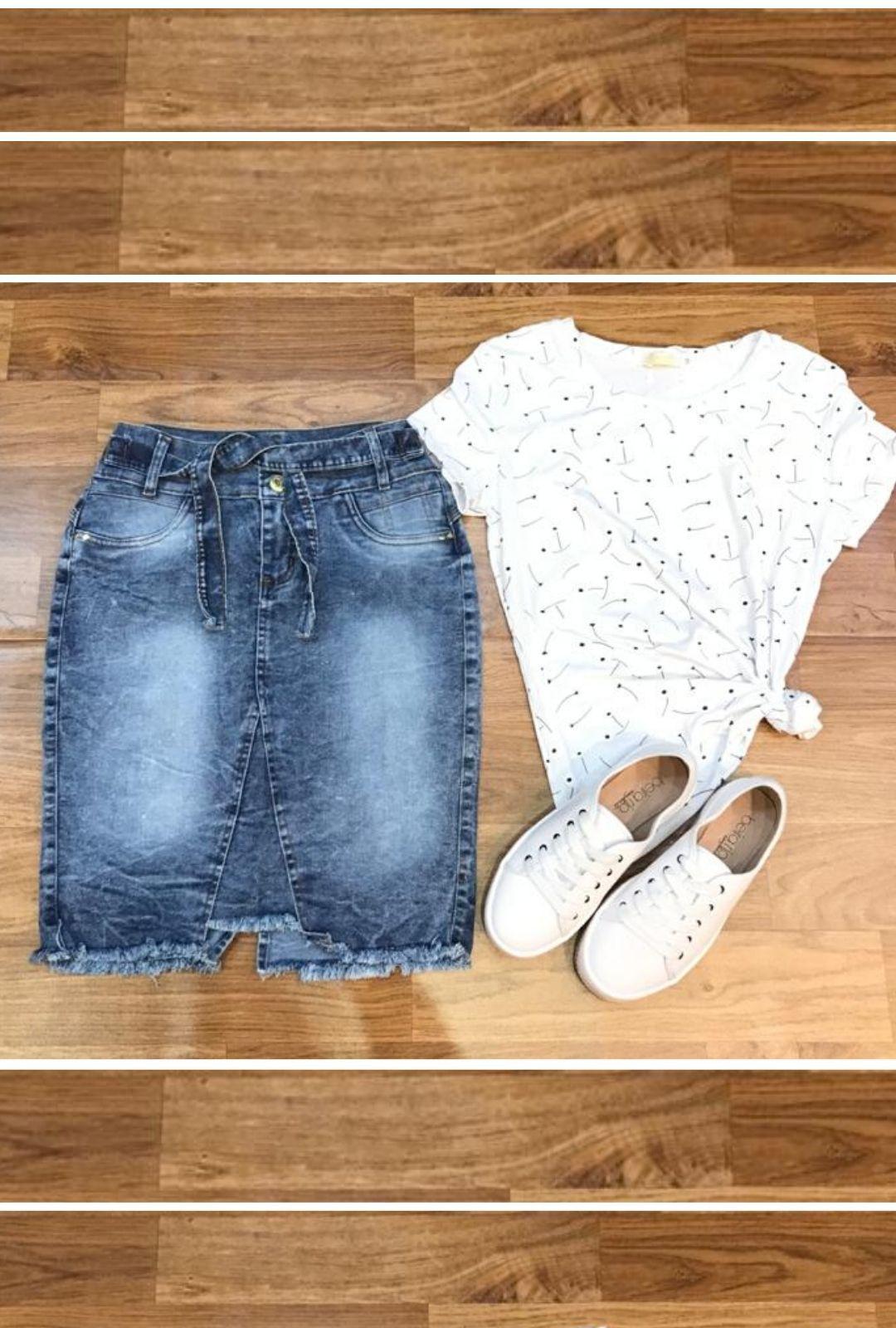 T-Shirt Carol  - ModaStore | Moda Feminina