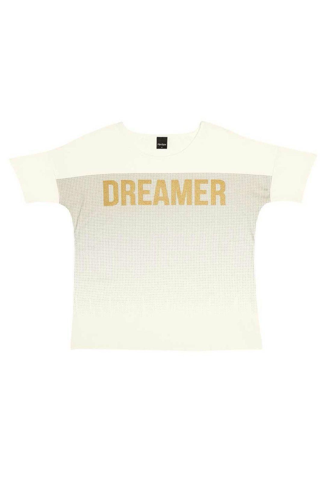 T-Shirt Dreamer Rovitex  - ModaStore