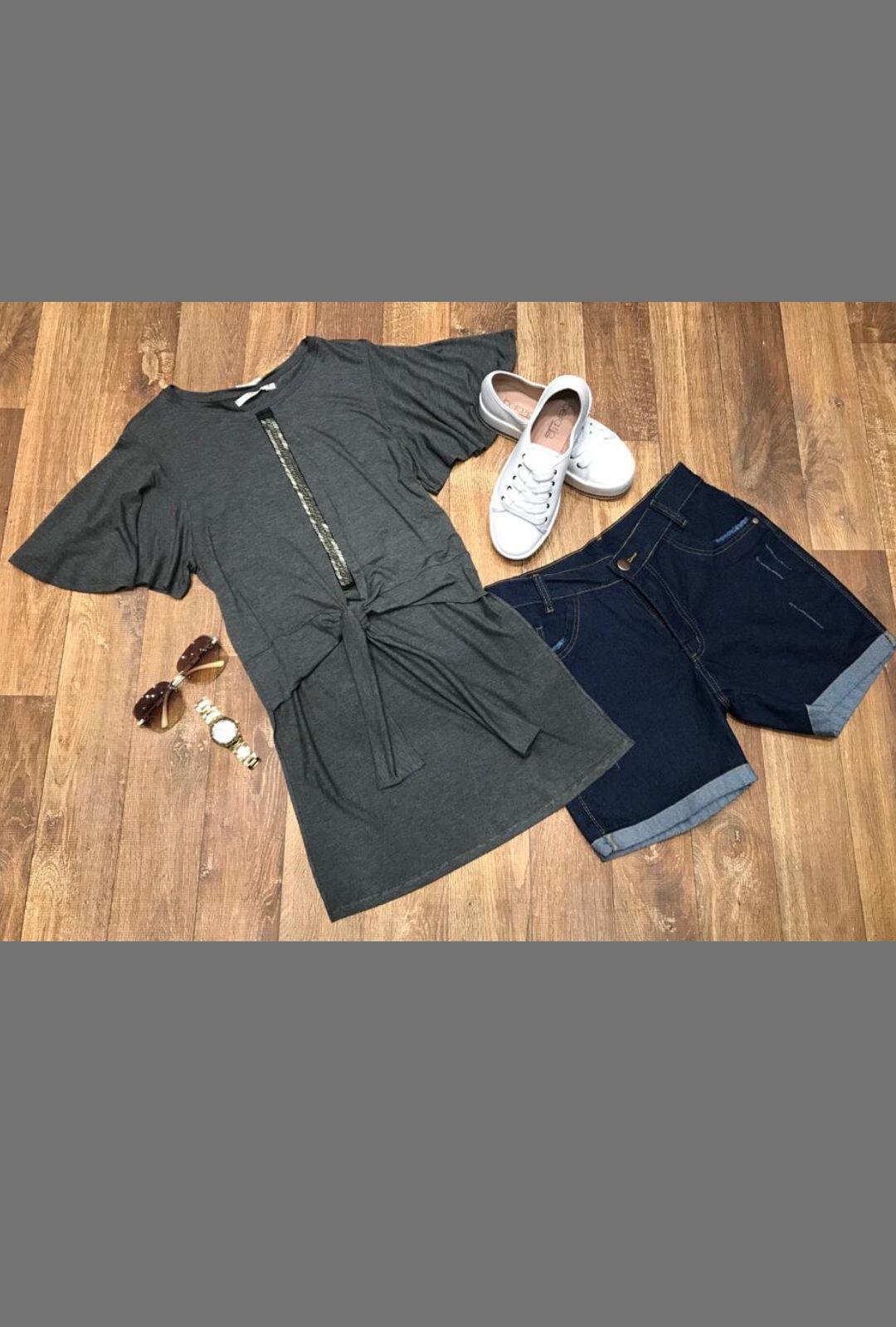 Veste Leg Fashion   - ModaStore   Moda Feminina