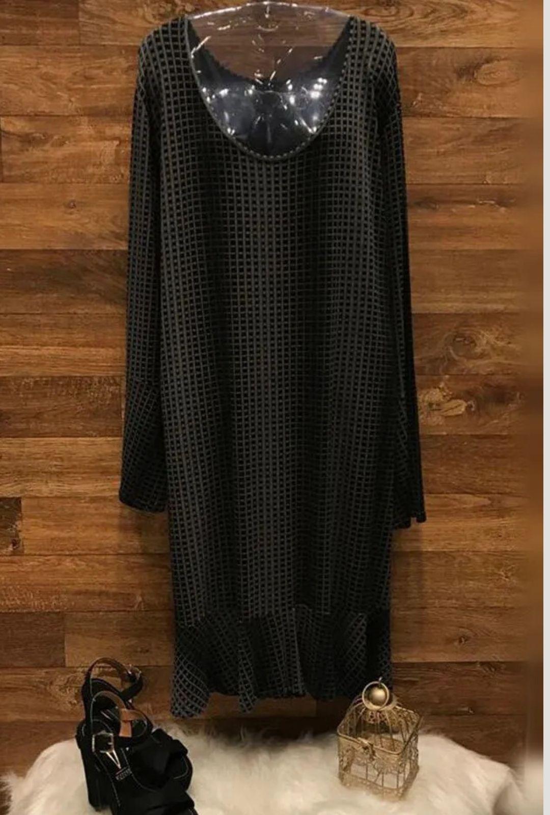 Vestido Feminino em Viscose Plus Size  - ModaStore | Moda Feminina