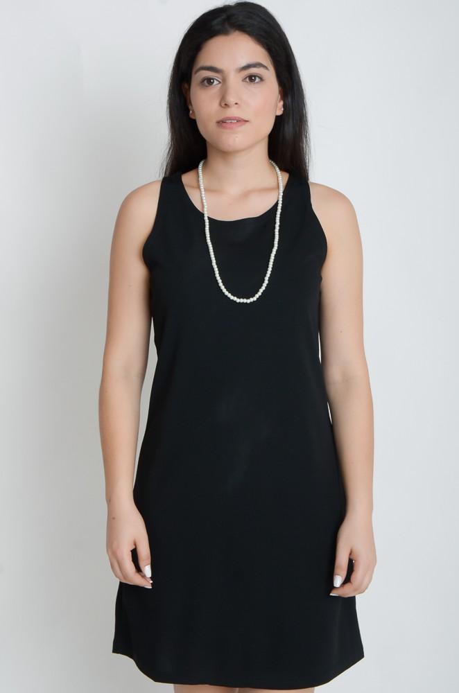 Vestido Regata Básico Feminino  - ModaStore | Moda Feminina