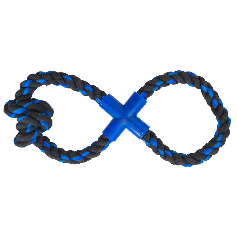 Corda 8 Preto e Azul