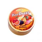 Bala de Frutas Sortidas - Fine Drops Woogie 200g