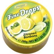 Bala de Limão- Fine Drops Woogie 200g