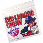 Big League Chew Bubble Gum Cotton Candy 60g