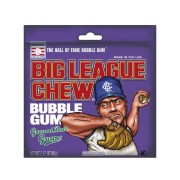Big League Chew Bubble Gum Grape 60g