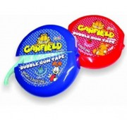 Bubble Gum Tape Garfield 58g