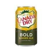 Canada BOLD Ginger Ale 355ml