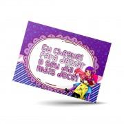 Cartão de Recados ATACADO