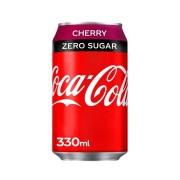 Coca Cola Zero Cherry 330 ml