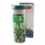 Copo Viagem Metal Hulk 450ml