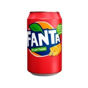 Fanta Fruit Twist - Frutas Tropicais 330ml