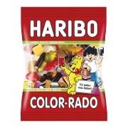 Haribo  - Balas de Gelatina Sortidas Color-Rado 200gr