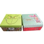 Kit 20 Caixas de Presente 20x20cm ATACADO