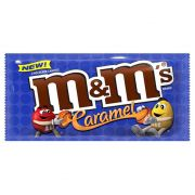 M&M'S CHOCOLATE COM CARAMELO