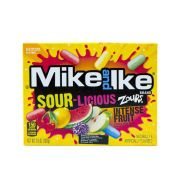 Mike And Ike Sour-Licious Zours Intense Fruit 141g