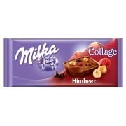 Milka Collage Raspberry 93gr