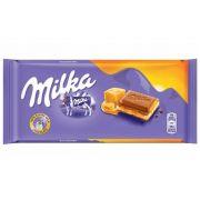 Milka Recheado Caramel 100g
