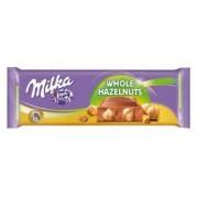 Milka Whole Hazelnut -Dourado 270gr