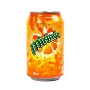 Mirinda Orange - Refrigerante de Laranja 330ml