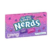 Wonka Nerds Grape Strawberry Party Box 140g