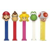 Pastilha Pez Blister -Super Mario