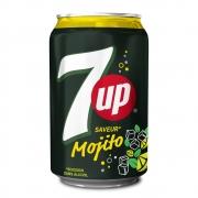 Refrigerante 7UP Mojito  - Limão com Hortelã 330ml