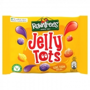 Rowntree Bag Jelly Tots 42g