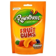 Rowntree Fruit Gums Pouch 120g
